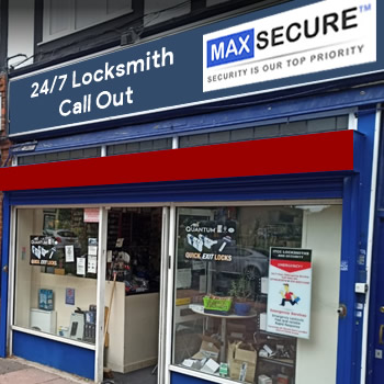 Locksmith store in Battersea